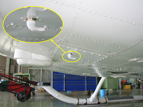 図3 湿度計測装置(センサ部)